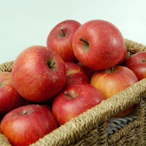 完熟ふじりんご